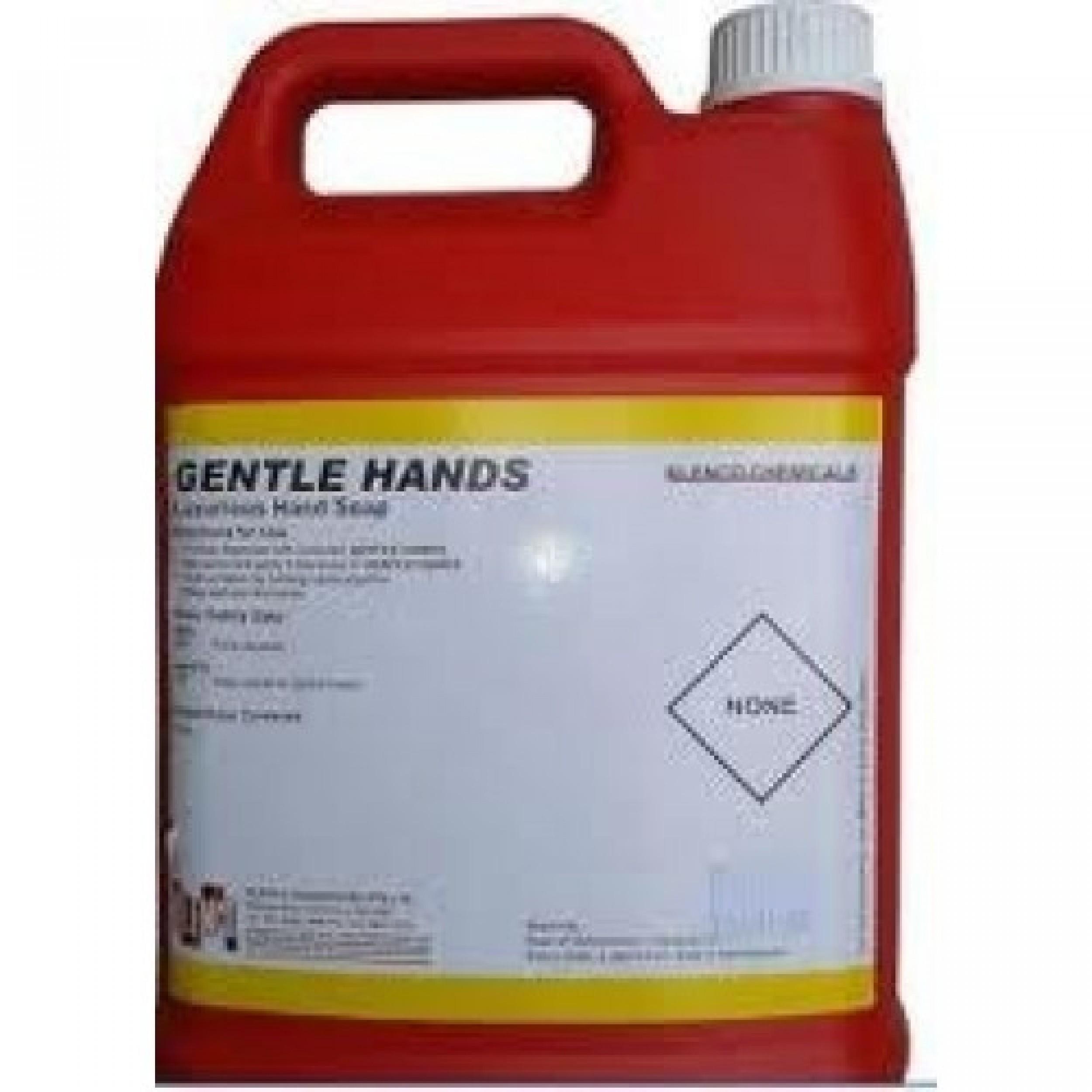 Nước rửa tay Gentel Hand ( 5 lít/can)