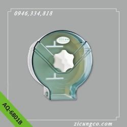 Hộp đựng giấy vệ sinh cuộn nhỏ AQ-6801B
