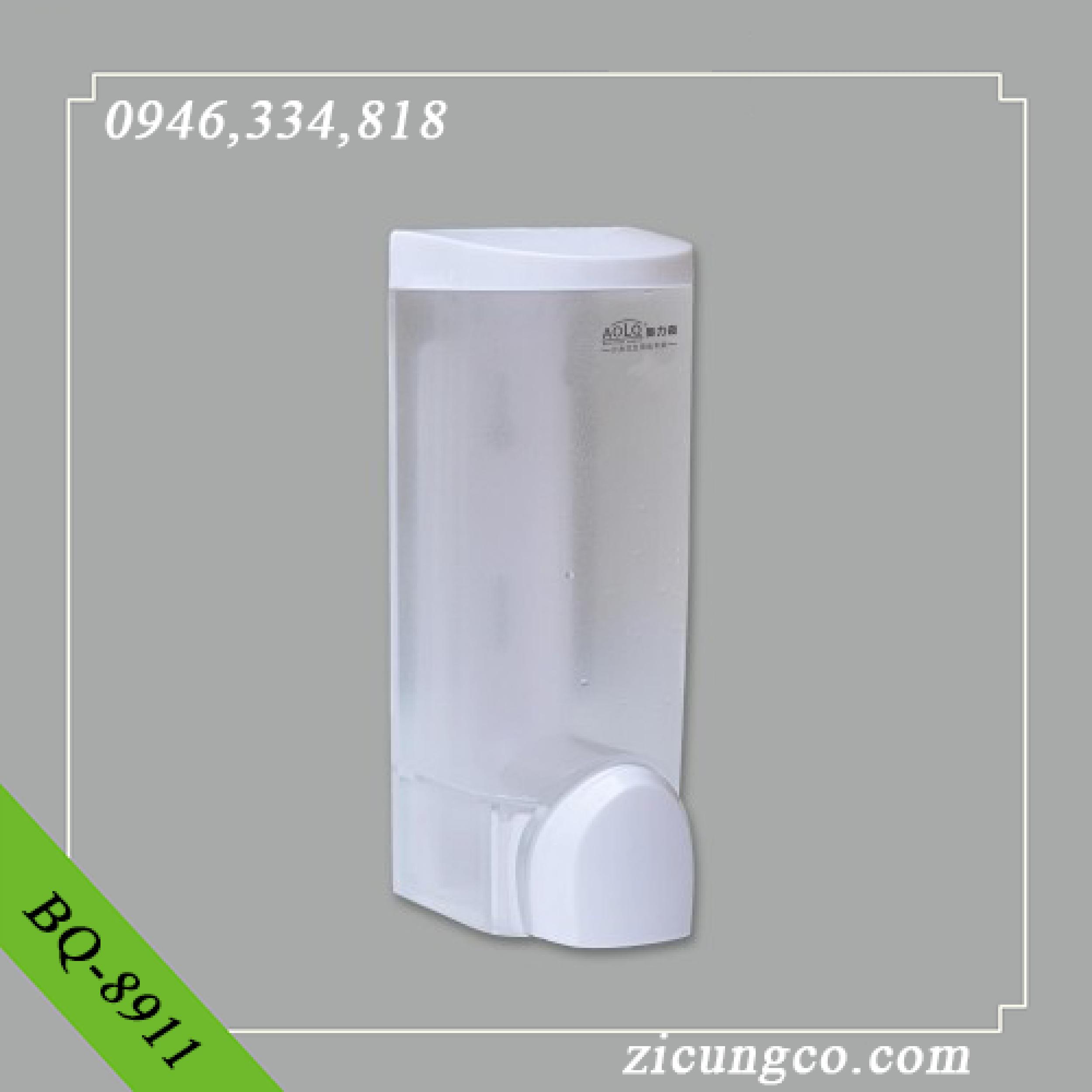 Hộp đựng nước rửa tay BQ-8911